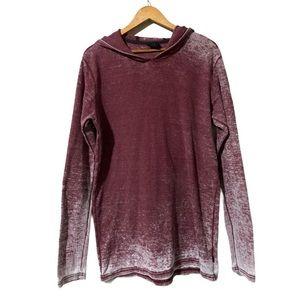 Oakley Bleach Dye Hoodie size L